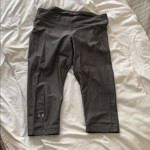 Women's Under Armour Cropped Workout Leggings
